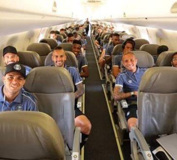 clube brasileiro que menos viajará
