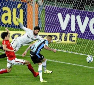 grenais pelo campeonato brasileiro