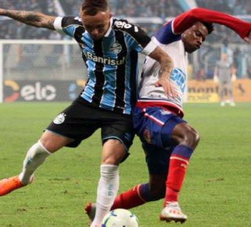 bahia x Grêmio