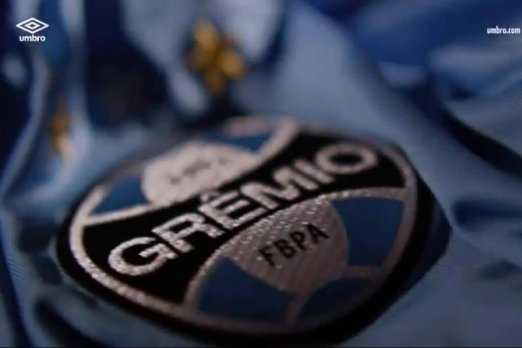 nova camisa do Grêmio