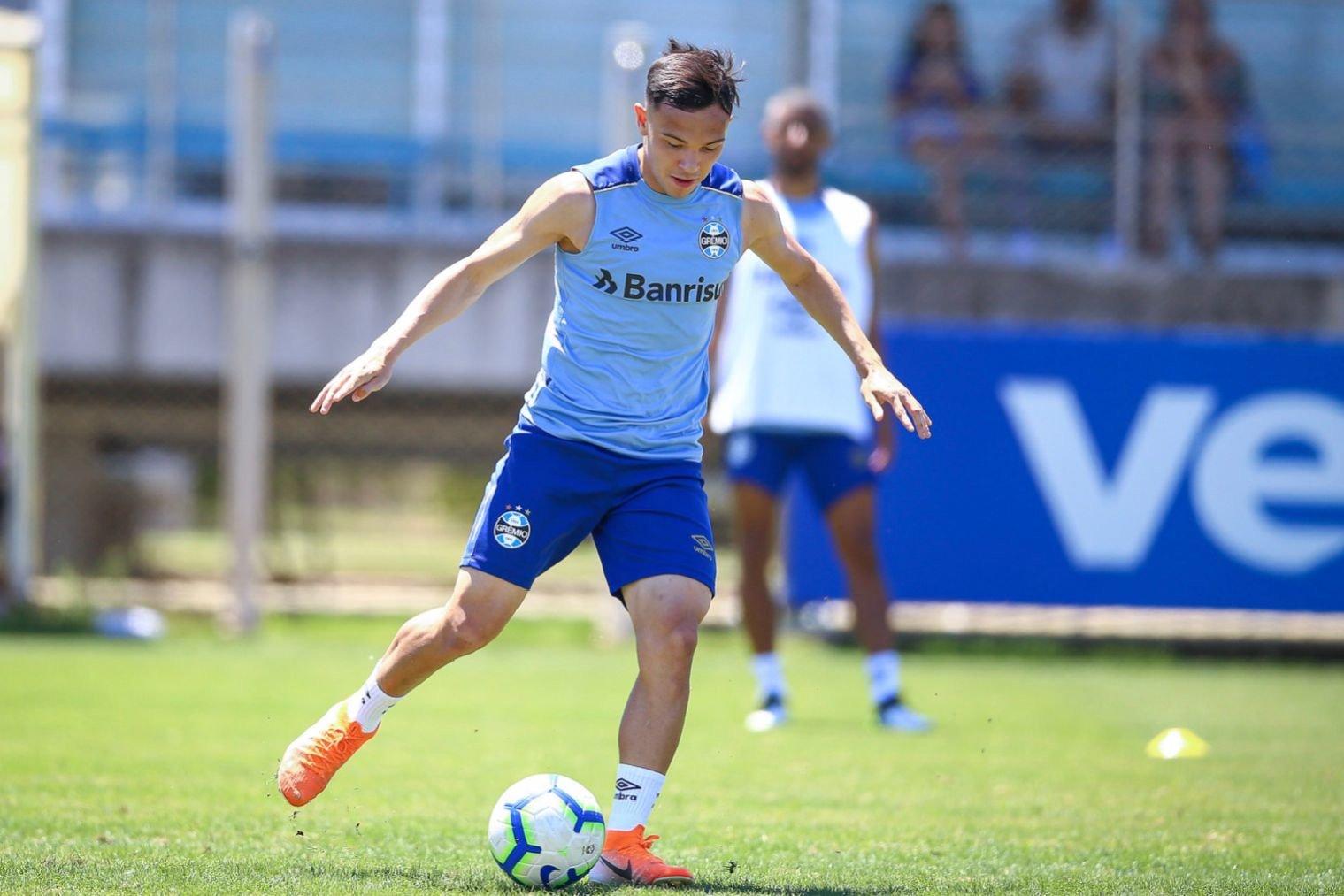 Jogadores do Grêmio são especulados
