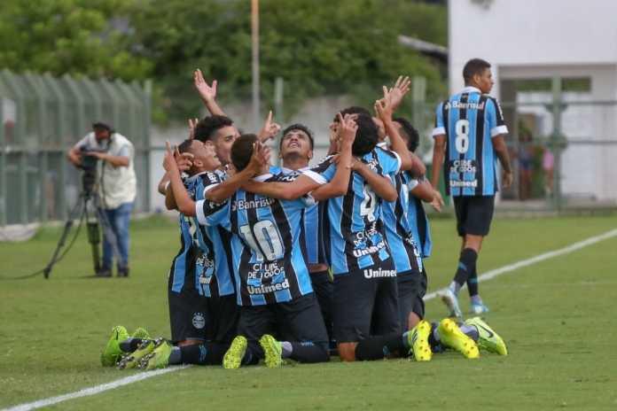 Grêmio x oeste