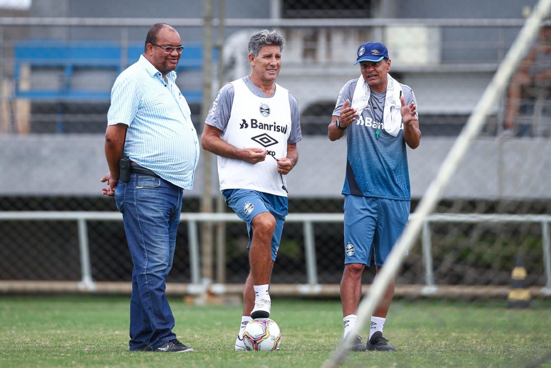 Inscritos do Grêmio para o Gauchão