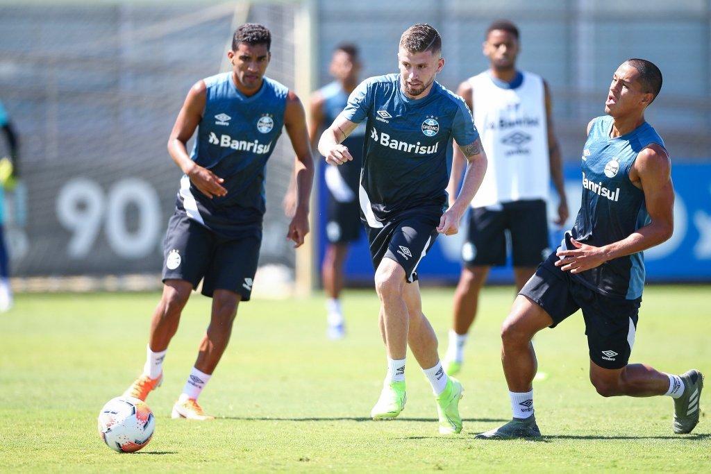 Caio Henrique não é mais jogador do Grêmio