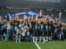 maior jejum de títulos do Grêmio