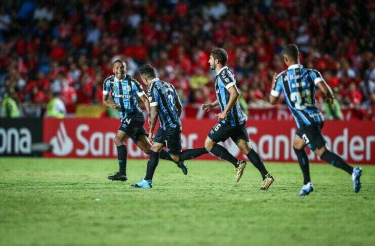 Grêmio jogar novamente pela Libertadores