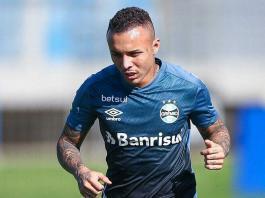 negociações com Everton Cebolinha