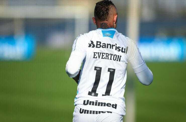 Everton Cebolinha diz que quer seguir