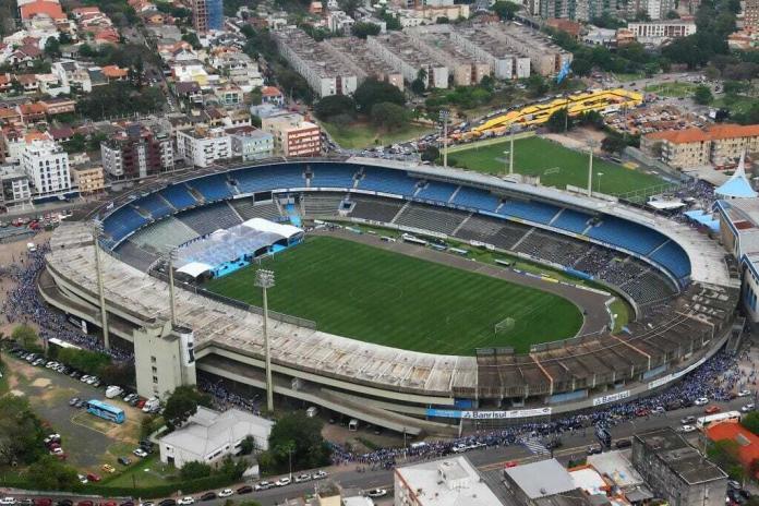 arena e Olímpico