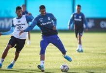 escalação do Grêmio