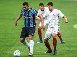 Grêmio tem dois jogadores na seleção