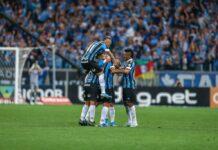 posições do Grêmio na última década