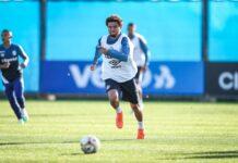 desfalques do Grêmio para o GreNal