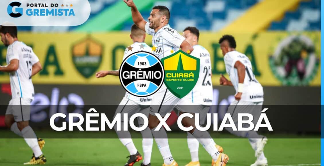 escalação Grêmio